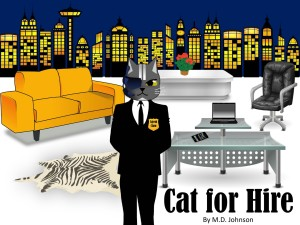 CAT FOR HIRE