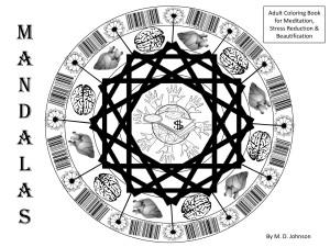 Free Mandala Coloring Books MANDALAS MANDALA EFFECTS